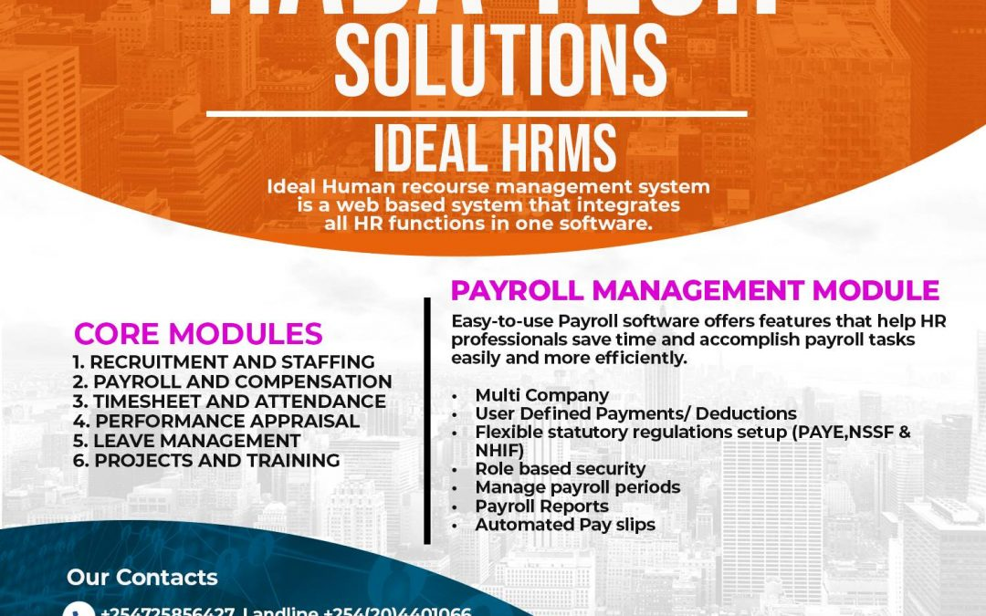 Factors to consider before purchasing payroll software in Kenya